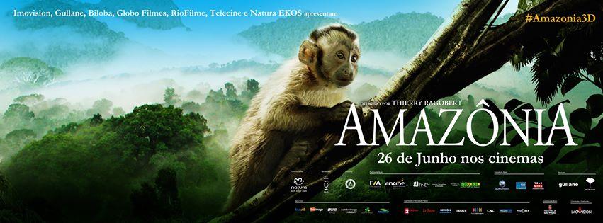 Amazônia - Nacional BluRay 720p (2014) Dublado Torrent Download