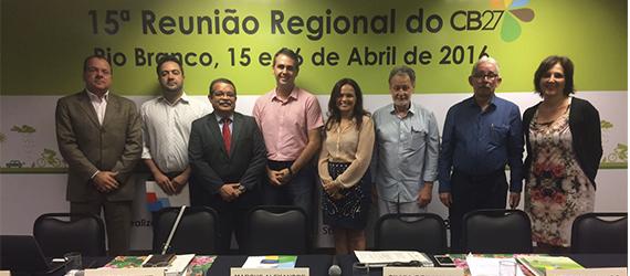 Manaus apresenta experiências de arborização e revitalização de áreas verdes em Rio Branco