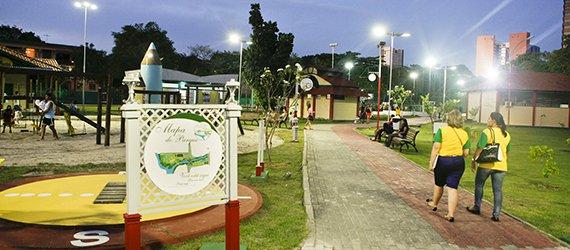 Parque dos Bilhares abre inscrições para programação especial de férias
