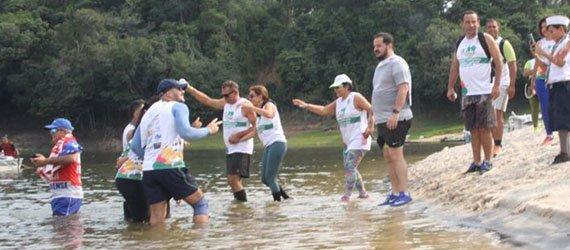Emoção e natureza na 2ª Corrida e Caminhada Ecológica Manaus – Etapa Tupé