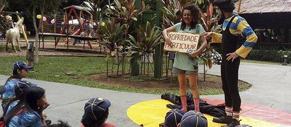 Feira Criativa comemora um ano de atividades no Parque Municipal do Mindu