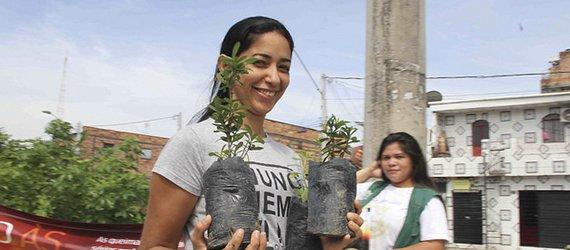Atividades educativas e prestação de serviços pelo Dia Mundial da Educação Ambiental