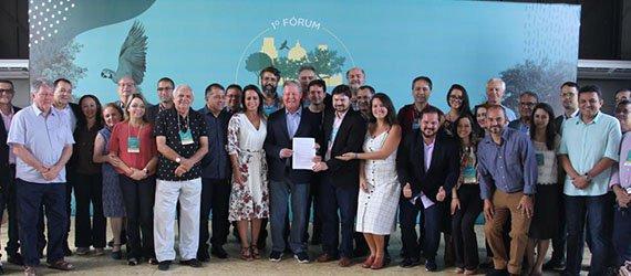 Prefeito propõe à ONU Dia Internacional da Amazônia, em 1° Fórum de Cidades Amazônicas
